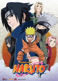 Naruto: Team 7, Tsunade & Itachi Wall Scroll