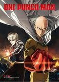 One Punch Man: Key Art Wall Scroll