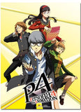 Persona 4: Key Art Wall Scroll