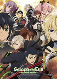 Seraph of the End: Group Collage Wall Scroll