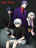 Tokyo Ghoul: Group Sitting Wall Scroll