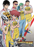 Yowamushi Pedal: Group Lineup Wall Scroll