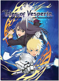 Tales of Vesperia: Key Art Wall Scroll