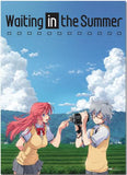Waiting in the Summer: Ichika & Kaito Wall Scroll -DISPLAYED-