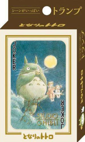 My Neighbour Totoro: Totoro Playing Card Set
