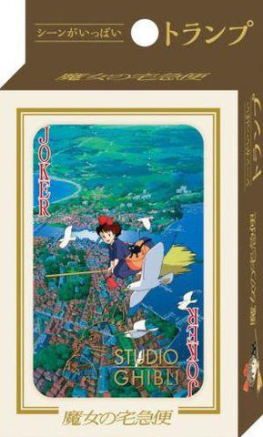 Kiki's Delivery Service: Kiki Playing Card Set