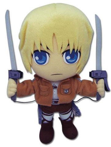 "Attack on Titan: Armin 8"" Plush"