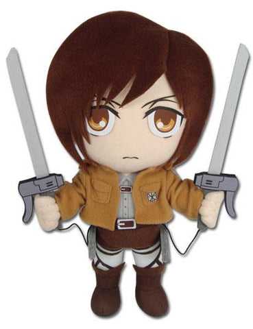 "Attack on Titan: Sasha 8"" Plush"