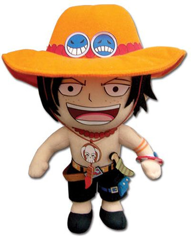 "One Piece: Ace 8"" Plush"