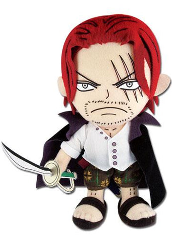 "One Piece: Shanks 8"" Plush"