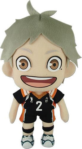 "Haikyu!!: Sugawara Koshi 8"" Plush"
