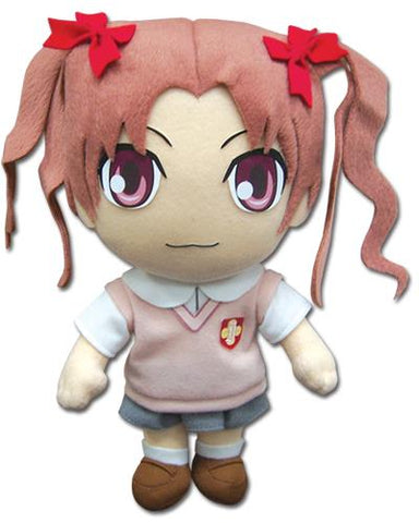 "Certain Scientific Railgun: Shirai Kuroko 8"" Plush"