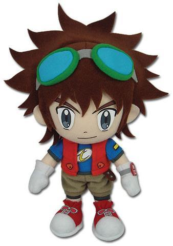 "Digimon Fusion: Mikey 8"" Plush"
