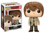 Death Note: Light POP Vinyl