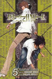 Death Note: Volume 5 (Manga)