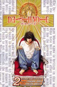 Death Note: Volume 2 (Manga)