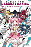 Madoka Magica: The Movie - Rebellion - Volume 2 (Manga)