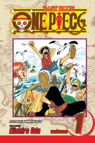 One Piece: Volume 1 (Manga)