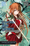 Sword Art Online: Progressive Volume 4 (Manga)