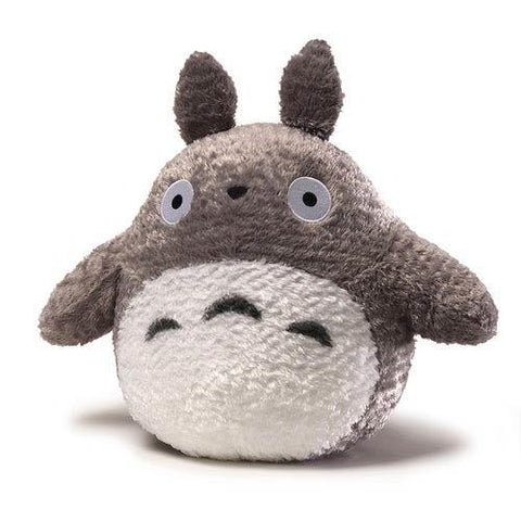 "My Neighbour Totoro: Fluffy Grey Totoro 12"" Plush"