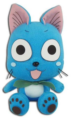 "Fairy Tail: Happy Sitting 6"" Plush"