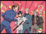 Hetalia: Italy Surrenders Wall Scroll