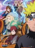 Naruto Shippuden: Allies Wall Scroll