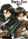 Attack on Titan: Eren & Levi Wall Scroll