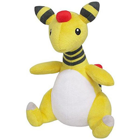 "Pokemon: Ampharos 7"" All Star Collection Plush"