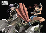 Black Lagoon: Revy & Roberta Wall Scroll