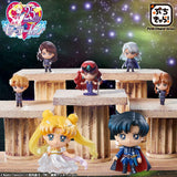 Sailor Moon: Dark Kingdom Petit Chara! Set of 7 Figures