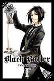 Black Butler: Volume 1 (Manga)