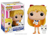 Sailor Moon: Sailor Venus and Artemis POP Vinyl