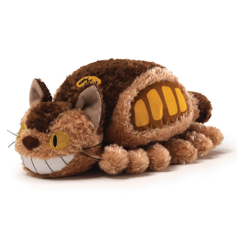 "My Neighbour Totoro: Fluffy Cat Bus 10"" Plush"