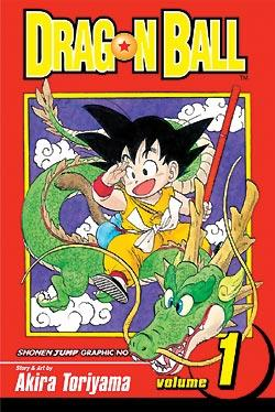 Dragon Ball: Volume 1 (2nd Edition) (Manga)