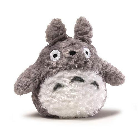 "My Neighbour Totoro: Fluffy Grey Totoro 5"" Plush"