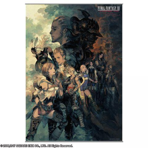 Final Fantasy XII: The Zodiac Age Wall Scroll