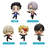Yuri!!! on Ice: Bushiroad Mini-Figure Blind Box (Single box)