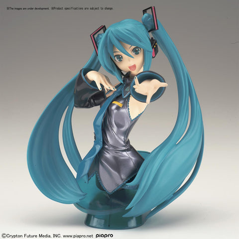 Vocaloid: Hatsune Miku Figure-rise Bust Model Kit