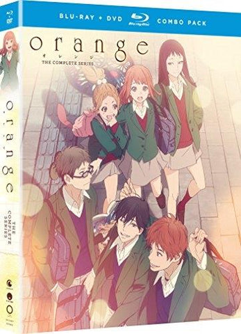 Orange Complete Collection BRD/DVD Combo