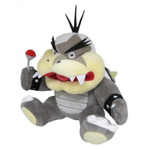 "Super Mario Bros.: Morton Koopa 7"" Plush"