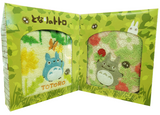 My Neighbour Totoro: Totoro Mini Towel Gift Set