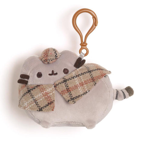 Pusheen: Detective Pusheen Backpack Plush Clip