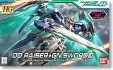 Gundam: 00 Raiser + GN Sword III HG (Gundam 00) Model
