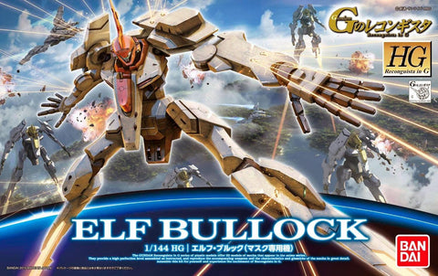Gundam: Elf Bullock HG (Reconquista in G) Model