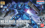 Gundam: MS-04 Bugu (Ramba Ral) HG (Gundam the Origin) Model