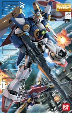 Gundam: Wing Gundam MG Model