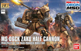 Gundam: Zaku Half Cannon HG Model