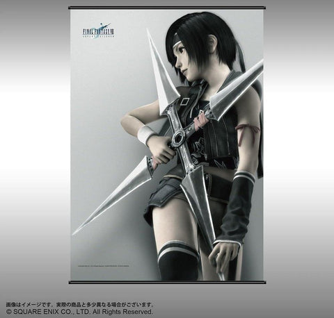 Final Fantasy VII: Advent Children Yuffie Wall Scroll