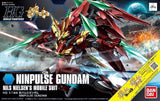Gundam: Ninpulse Gundam HG (Gundam Build Fighters) Model